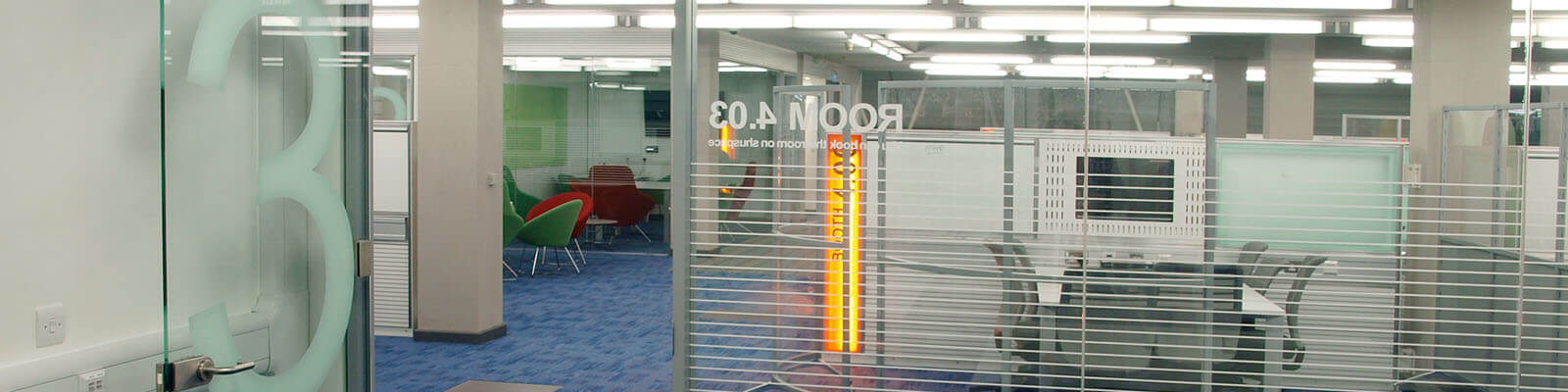 Office refurbishment design fit out across yorkshire for Office design yorkshire