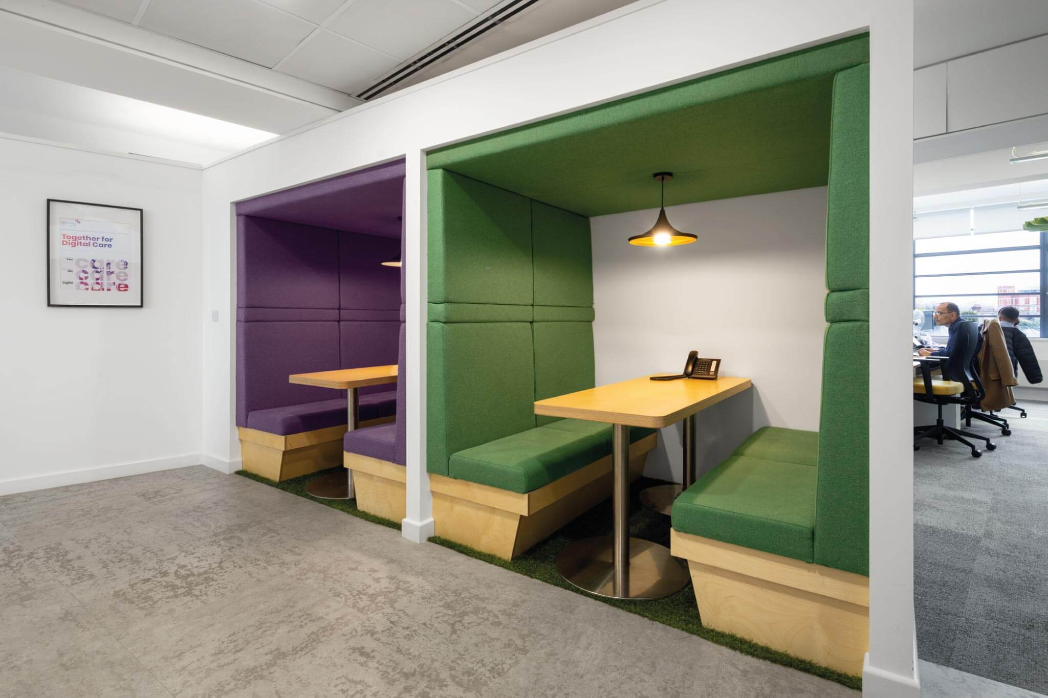 Servelec---London---Dale-Office-Interiors---Acoustic-Booths---2019